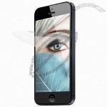 Anti-UV/Eye Protected Screen Protector for iPhone 5C, Protect Eyes, Anti-fingerprint and Smudges