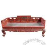 Antique Opium Bed