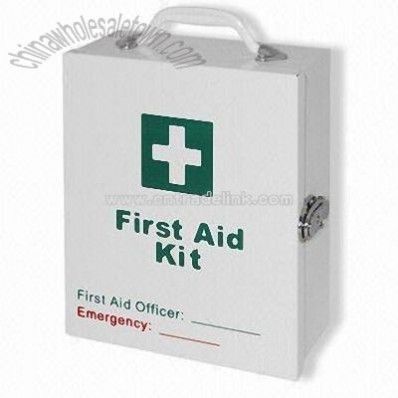 Antirust Powder First Aid Box