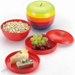 Apple Candy Dessert Storage Box