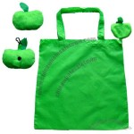 Apple Shape Folding Bag
