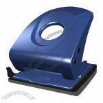 Aqua Series Paper Puncher with Patented Hanging Hole and 40 Sheets Stapling Capacity