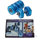 AquaBells Dumbbells - AquaBells Travel Water Dumbbell Weights
