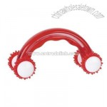Arched Back Massager - Red