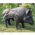 Archery Target Pig for Practice, Made of PU and XPE Core