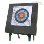 Archery Target for Competition Shooting, Made of XPE
