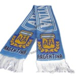 Argentina Soccer Scarf