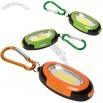 Arintica Cob Flashlight with Carabiner
