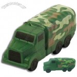 Army Camouflage Truck Stress Ball