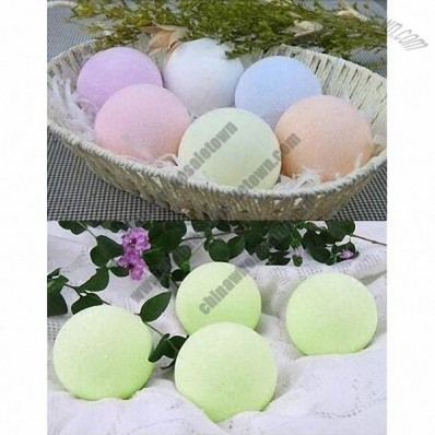 Aromatherapy Ban Products, Bath Fizzing Balls