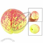 Artifical Foam Peach Faux Fruit Desk Table Decor Ornament