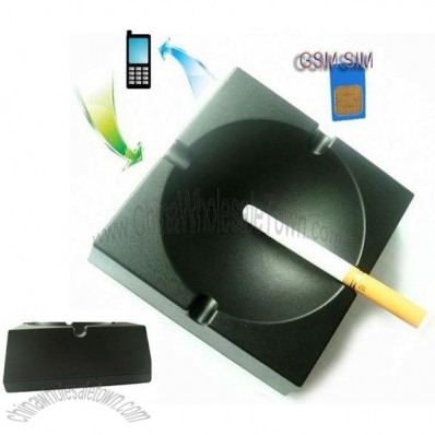 Ashtray GSM Listening Device With Call Back Function