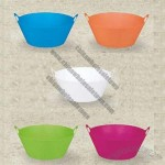 Assorted Colors Large Party Ice Bucket
