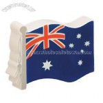 Australian Flag Stress Toy