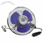 Auto Fan - 12v Oscillating High Power Cooling Car Fan