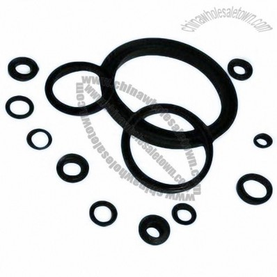 Auto/Flange/Natural Rubber/Silicone SBR EPDM Gasket, Oil-resistant