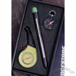 Auto Gift Set with Compass/Tire Gauge/Map Measurer