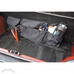 Auto Universal Car Boot Organizer 3 Pocket Storage Black Easy Fit