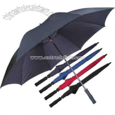 Auto open umbrella with EVA grip handle
