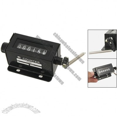Automatic Carry 6 Digit Electric Pull Counter Timer