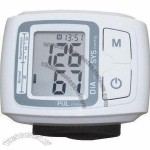 Automatic Electronic Blood Pressure Monitor with 0 to 295mmHg Cuff Pressure Range