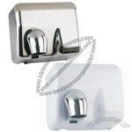 Automatic Hand Dryer with Rated Power of 2300W, Made of Stainless Steel