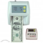 Automatic Multi-currency Money Detector