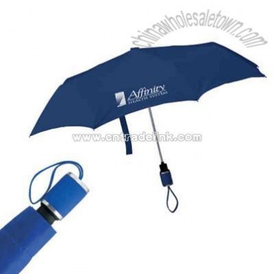 Automatic opening mini folding umbrella