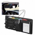 Automotive CD Visor Organizers