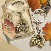 Autumn Leaf Key Chain Favors