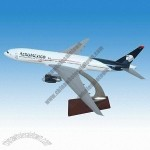 B777-200 Mexico Display Aircraft Model for Airline Gift