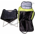 BBQ Grill and Cooler Bag Set