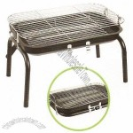 BBQ Grill with Mesh