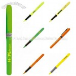 BIC Brite Liner Grip Highlighter Pen