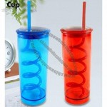 BPA free Straw Cup