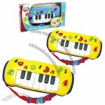 Babies' Plastic Musical Toy, Electronic Organ with Touching Rhythms