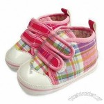 Babies' Shoes, Made of Canvas Upper