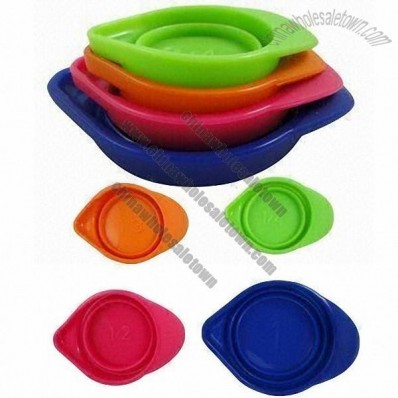 Babies' Silicone Collapsible Cup 1 1/2 1/3 1/4