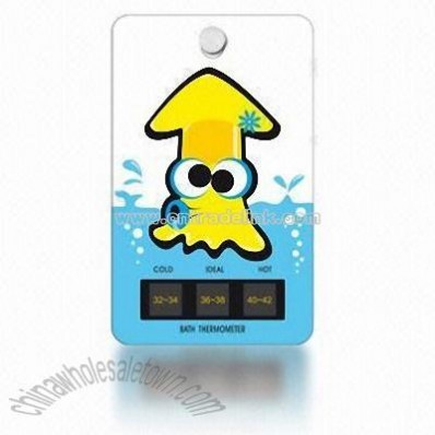 Baby Bath Thermometer with Suction Cup