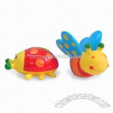 Baby Bath Toys with Animal Designs