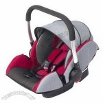 Baby Car Seat, Adapts to Stroller, Comes with Adjustable Handle