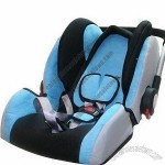 Baby Car Seat, Adopts to Stroller, with Adjustable Handle