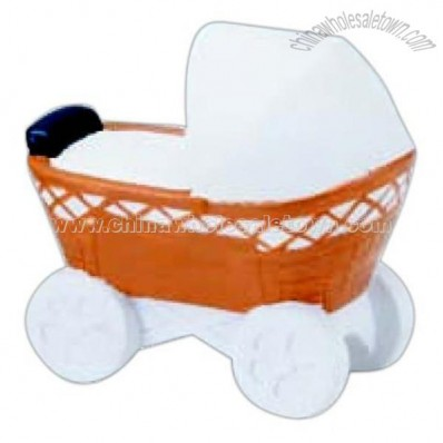 Baby Carriage Stress Reliever Balls