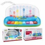 Baby Educational Toy Learning Piano With Wonderful Music, Dancing Light