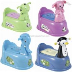Baby Potty with Music - Portable Toilet