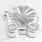 Baby Stroller Shaped Cake Mould