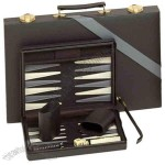 Backgammon set comes with a 15