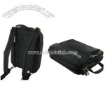Backpack Multi Functional Carrying Bag - Black