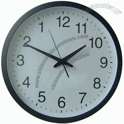 Backward Wall Clock, Anticlockwise Clock