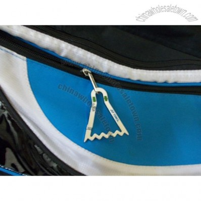 Badminton Shaped Carabiner